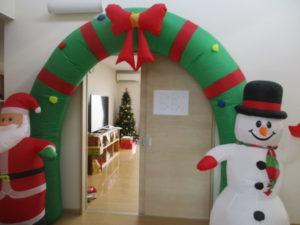 "<span class=""title"">クリスマス会を開催しました</span>"